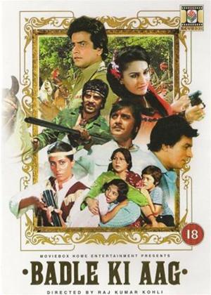 Rent Badle Ki Aag Online DVD Rental