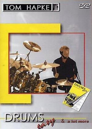 Rent Tom Hapke: Easy Drums and a Lot More Online DVD Rental