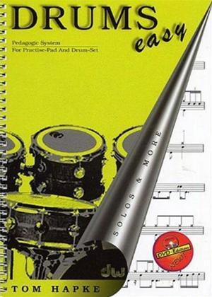 Rent Tom Hapke: Drums Easy 1 Online DVD Rental