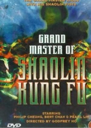 Grand Master of Shaolin Kung Fu Online DVD Rental