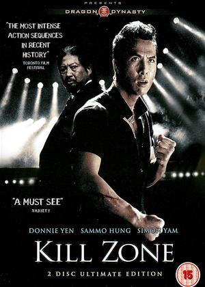 Kill Zone Online DVD Rental