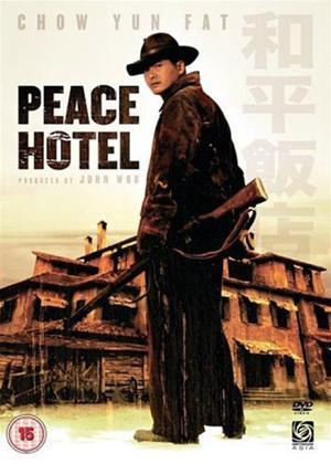 Peace Hotel Online DVD Rental