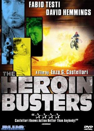 Heroin Busters Online DVD Rental