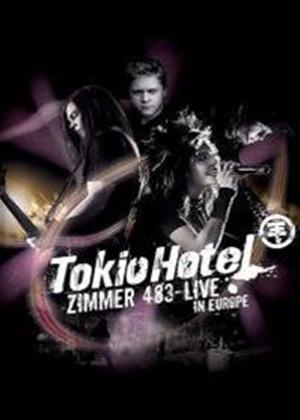 Tokio Hotel: Zimmer 483: Live in Europe Online DVD Rental