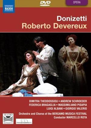 Donizetti: Roberto Devereux: Teatro Donizetti Bergamo Online DVD Rental