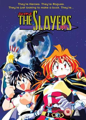 The Slayers Next: Vol.1 Online DVD Rental