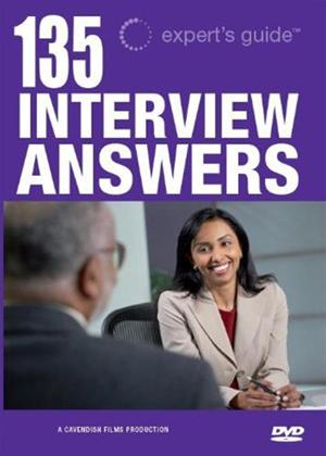 Rent 135 Interview Answers to Tough Questions Online DVD Rental