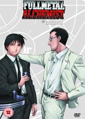 Rent Fullmetal Alchemist 6 Online DVD Rental