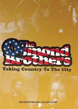 Rent Osmonds: Taking Country to the City Online DVD Rental
