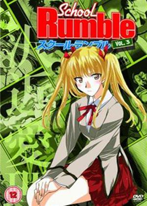 Rent School Rumble: Vol.3 Online DVD Rental