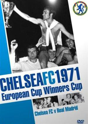 Rent Chelsea v Real Madrid 1971 European Cup Final Online DVD Rental