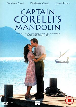 Captain Corelli's Mandolin Online DVD Rental