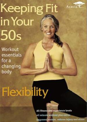 Rent Keeping Fit in 50s: Flexibility Online DVD Rental