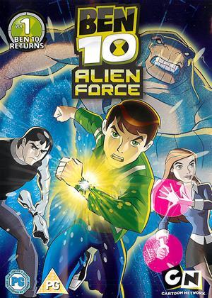 Rent Ben 10: Alien Force: Vol.1 Online DVD Rental