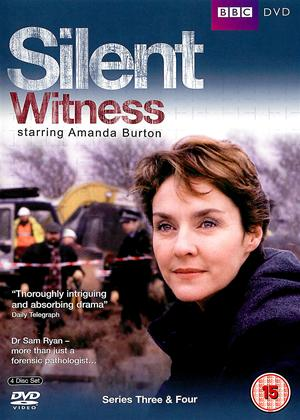 Silent Witness: Series 3 and 4 Online DVD Rental