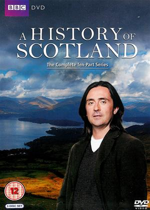 Rent A History of Scotland Online DVD Rental