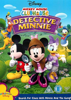 Mickey Mouse Clubhouse: Detective Minnie Online DVD Rental