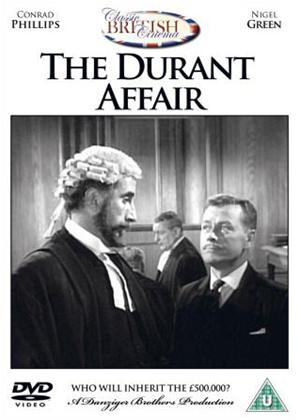 The Durant Affair: Classic British Cinema Online DVD Rental