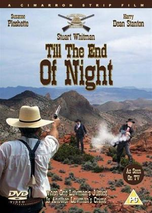 Cimarron Strip: The End of The Night Online DVD Rental