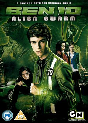 Rent Ben 10: Alien Swarm Online DVD Rental