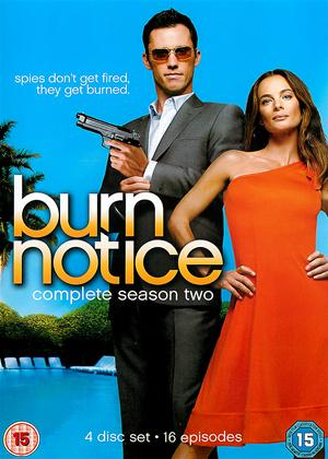 Burn Notice: Series 2 Online DVD Rental