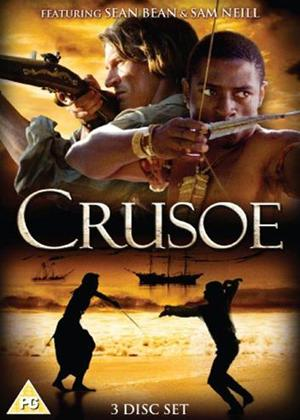 Rent Crusoe Online DVD Rental