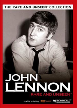 Rent Rare and Unseen: John Lennon Online DVD Rental