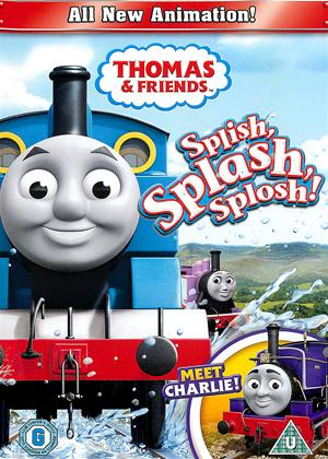 Thomas and Friends: Splish, Splash, Splosh! Online DVD Rental