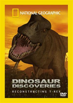 Dinosoars Discoveries: Reconstructing T Rex Online DVD Rental