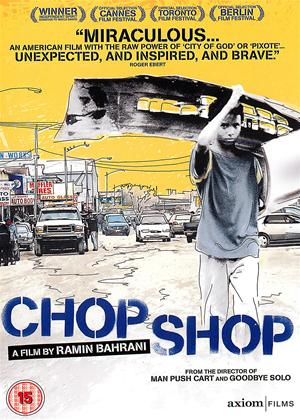 Rent Chop Shop Online DVD Rental
