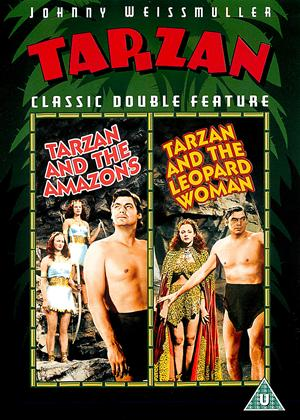 Rent Tarzan and the Amazons/ Tarzan and the Leopard Woman Online DVD Rental