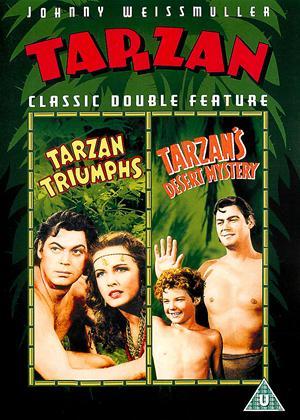 Tarzan Triumphs/ Tarzan's Desert Mystery Online DVD Rental