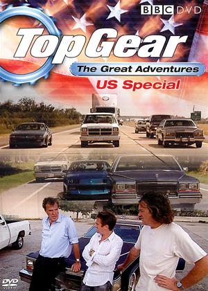 top gear the great adventures us special dvd jeremy clarkson road trip ebay. Black Bedroom Furniture Sets. Home Design Ideas