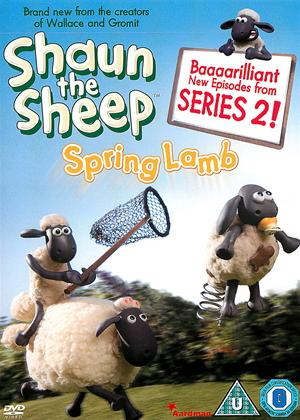 Rent Shaun the Sheep: Spring Lamb Online DVD Rental