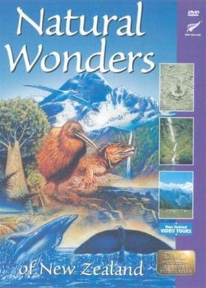 Rent Natural Wonders of New Zealand Online DVD Rental