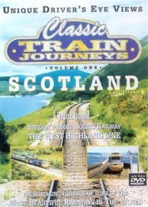Rent Classic Train Journeys: Scotland Online DVD Rental