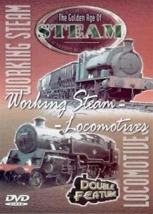 Rent The Golden Age of Steam: Working Steam / Locomotives Online DVD Rental