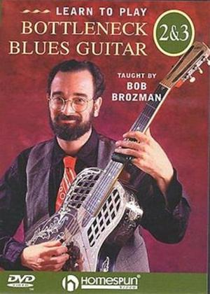 Rent Learn to Play: Bottleneck Blues Guitar: Vol.2-3 Online DVD Rental