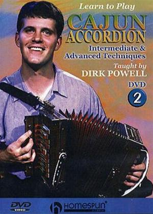 Rent Learn to Play: Cajun Accordion 2 Online DVD Rental