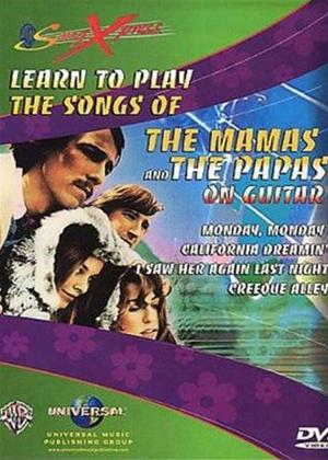 Rent Learn to Play: The Mamas and The Papas on Guitar Online DVD Rental