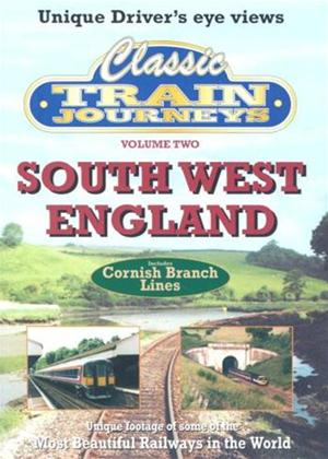 Rent Classic Train Journeys: South West England Online DVD Rental
