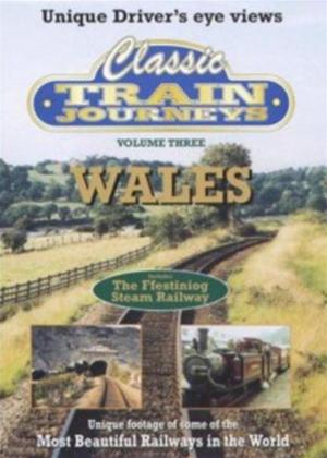 Rent Classic Train Journeys: Wales Online DVD Rental