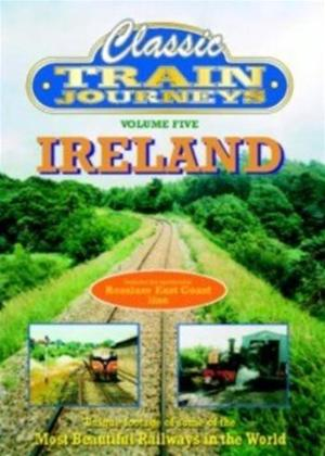 Rent Classic Train Journeys: Ireland Online DVD Rental