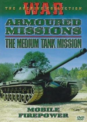 Rent Armoured Missions: Medium Tank Mission Online DVD Rental