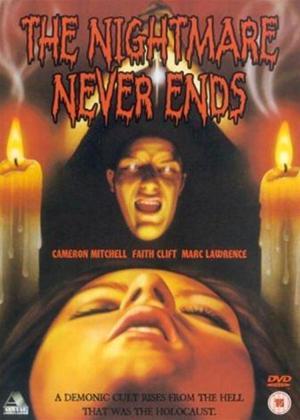 The Nightmare Never Ends Online DVD Rental