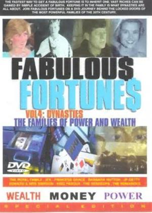 Rent Fabulous Fortunes: Vol.4: Dynastys Online DVD Rental