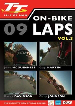 Rent TT 2009: On Bike Laps: Vol.3 Online DVD Rental