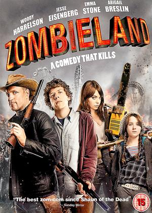 Rent Zombieland Online DVD Rental