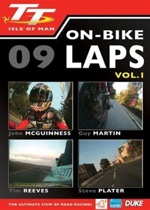 Rent TT 2009: On Bike Laps: Vol.1 Online DVD Rental