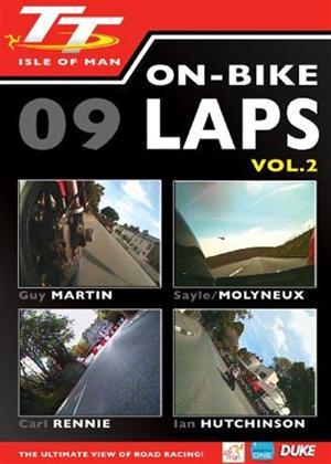 Rent TT 2009: On Bike Laps: Vol.2 Online DVD Rental